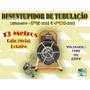 Desentupidor Elétrico Tubulação13 M Cabo 5 À 10 Cm Diâmetro