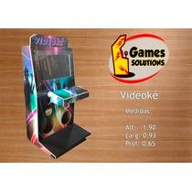 Gabinete Para Jukebox E Videoke 32