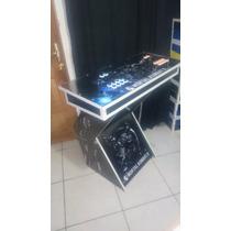 Controle Arcade Duplo, Mesa De Fliperama - Ps3 E Pc Ou Ps2