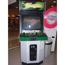 Máquina Fliperama Simulador Futebol Virtua Striker