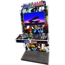 Maquina Arcade Kid Multi Jogos