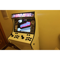Maquina Fliperama Pinball Game Jogo Bartop Bonita