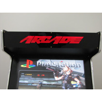 Arcade 4 Player Tela 32 Rnb Tech