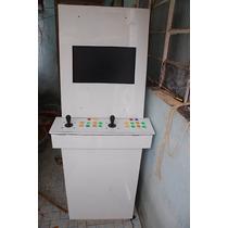 Gabinete Multijogo Fliperama Arcade Mame Capcom Neogeo Ps4