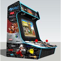 Planta De Corte Mini Arcade Fliperama Bartop - Envio Gratis