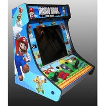 Mini Arcade Fliperma Bartop Planta Completa Envio Grátis