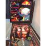 Pinball Taito Tops 5 Máquinas Fliperama Com Cavaleiro Negro
