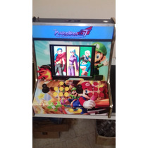 Maquina Fliperama Video Game Bar Top