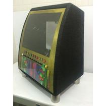 Bartop Gabinete Para Jukebox Monitor 17 Polegadas