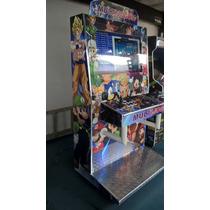 Máquina Multijogos Avançada Led 32 Arcade Sob Encomenda