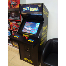 Taitorama Fliperama Arcade Game Elf Maquina Nova