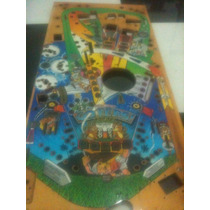 Playfield No Good Gofers Pinball Fliperama Só A Tábua