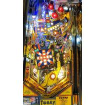 Máquina De Pinball Tommy
