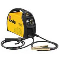 Máquina Solda Inversor Bivolt 200a Riv222 Tig Eletrod Vonder