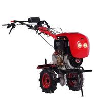 Micro Trator Motocultivador A Diesel 9,0 Hp 418 Cc Toyama