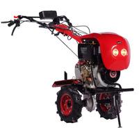 Tratorito Motocultivador Micro Tator À Diesel 9hp Toyama Nf