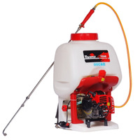 Pulverizador Costal Gasolina 25,4cc Ts26b Toyama Fungicidas