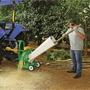 Triturador De Galhos E Resíduos Orgânicos Com Acoplamento Pa