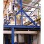 Reator Inox Encamisado Com Aquecimento A Vapor