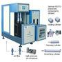 Sopradora Pet Semi-automática C/ 02 Cavidades E Periféricos