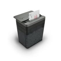 Mini Trituradora Papel Cartão Crédito Fragmentadora Royal