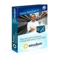 Software P/ Controle De Ponto Secullum 4 - Suporte Gratuito