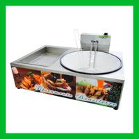 Fritadeira Pasteleiro Pastel Elétrico Inox 7 Lfpmi 110v