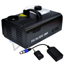 Maquina De Fumaça 1500w Up - Vertical - C/ Controles 110v