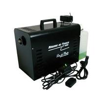 Máquina De Fumaça 1000w Controle Remoto Sem Fio + 1 L Fluido