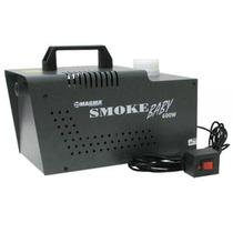 Máquina De Fumaça Smoke Baby 600 Watts 110v + Brinde