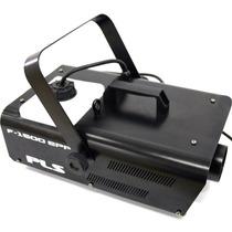 Maquina De Fumaça Pls F1500-dmx (220v) +nf+garantia Nacional