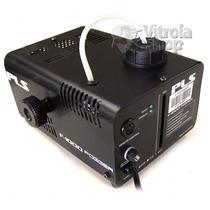 Maquina De Fumaça Pls-f1000 Gelo Seco 750w Wifi 220v