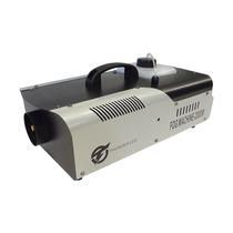 Máquina De Fumaça 2000w 220v Com Controle Com Fio E Sem Fio