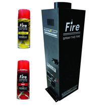 Máquina De Fogo (fire Machine) Dmx Ou Manual: 2 Refis Grátis