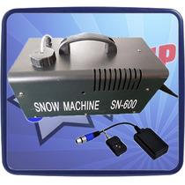 Máquina De Neve Snow Machine 600w - 220v Nfe