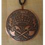 Medalha De Xango - Coroa, Oxés E Raios