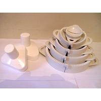 Kit Fabrica Esfirras Risolis Pastel Salgadinhos Cozinha