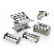 Kit Multipast Marcato- 6 Em 1 C/ Ravioli + Motor Pastadrive