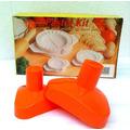 Kit Fabrica Fazer Esfirras Risolis Pastel Salgadinhos Lanche
