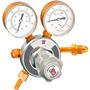 Regulador De Pressão - 2462 - Para Gás Argônio - V8 Brasil