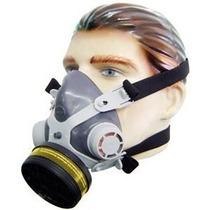 Respirador C Filtro Mascara P Pintura 2001vo Funilaria