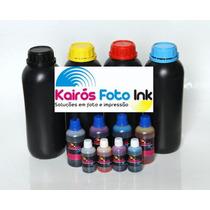 Tinta Para Impressora Recarga De Cartuchos Hp, Canon, Xerox