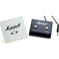 Pedaleira Footswitch Marshall P/ Mg- Séries Pedl 90010 Sedex