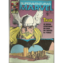 Gibi Superaventuras Marvel #107 - Abril - Usado - Bonellihq