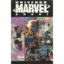Universo Marvel Anual #01 - Panini - Bonellihq Cx 90