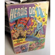 Heróis Da Tv # 4   Abril   Formatinho