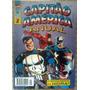 Capitão América Anual N° 1 - Especial - Ed. Abril / Gibi, Qu