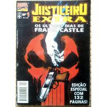 Justiceiro Extra N° 1 - Especial - Ed. Abril / Gibi, Quadr