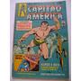 Capitão América No.35 Abril 1982 Editora Abril Ótimo!
