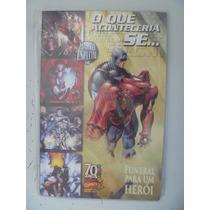 Marvel Especial - O Que Aconteceria Se - Guerra Civil #16